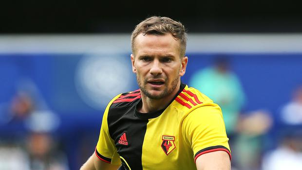 Tom Cleverley is set to return from injury against Brighton (Mark Kerton/PA)