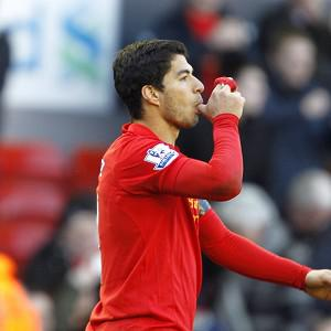 Luis Suarez is as the centre of another storm