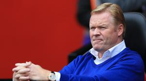 Southampton manager Ronald Koeman plans to attack Manchester United