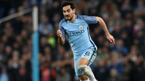 Manchester City's Ilkay Gundogan hopes to play a full part in pre-season after injury