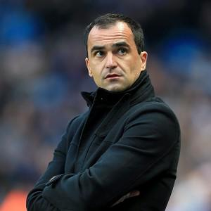 Roberto Martinez was pleased with Wigan's performance even though they lost to Manchester City