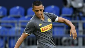 Alexis Sanchez is set to make his move to Inter Milan a permanent one (Ina Fassbender/Pool via AP)