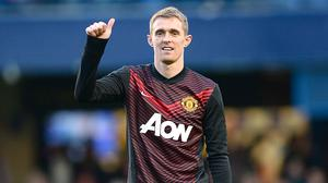 Darren Fletcher is looking forward to the new season