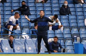 Frank Lampard, pictured, has impressed in his first season in charge at Chelsea (Matthew Childs/PA)