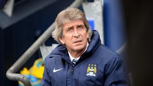 Manchester City manager Manuel Pellegrini insists he has a future at the club