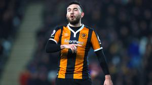 Robert Snodgrass looks likely to be leaving Hull
