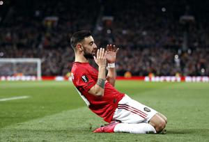 Bruno Fernandes has made a great start to life at Old Trafford (Martin Rickett/PA)