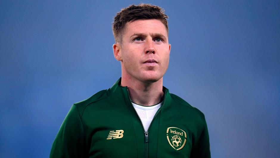 James McCarthy is set to make his Celtic debut against Dundee on Sunday