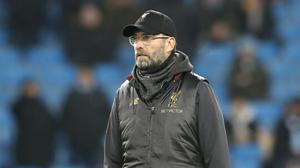 Liverpool manager Jurgen Klopp insists an FA Cup exit does not give them an advantage over their title rivals (Martin Rickett/PA)
