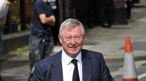 Sir Alex Ferguson's new book 'Leading' came out on Tuesday