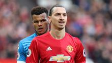 Tyrone Mings, left, and Zlatan Ibrahimovic are both set to serve suspensions following their clashes at Old Trafford