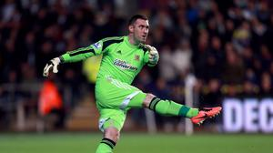 Allan McGregor is one of three big names back for Hull against Tottenham