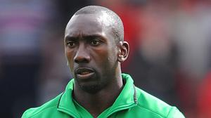 New Burton boss Jimmy Floyd Hasselbaink is one of only three black managers in the Football League
