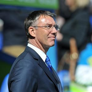 Nigel Adkins said the club has to be realistic about where they are but they will keep working hard and focusing on the games to come