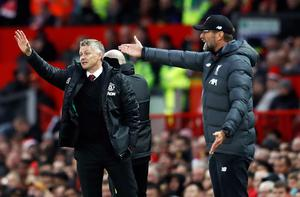 Manchester United manager Ole Gunnar Solskjaer admits it hurts seeing Liverpool win the title (Martin Rickett/PA)