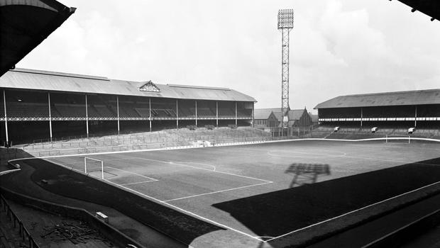 Goodison Park has been home to Everton since 1892 and was a 1966 World Cup venue