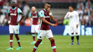 Dimitri Payet left West Ham for Marseille on Sunday