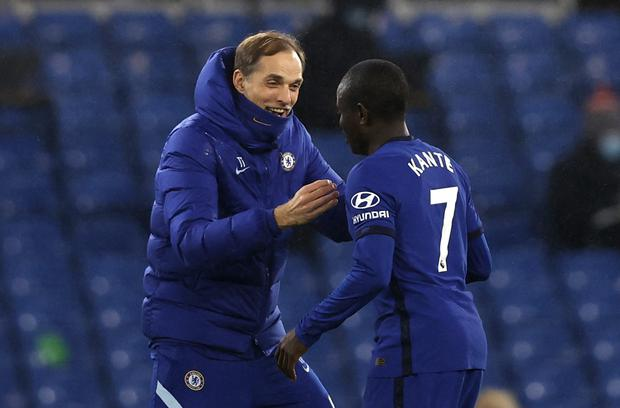 Chelsea manager Thomas Tuchel reportedly wants to keep N'Golo Kante in west London (Adrian Dennis/PA)