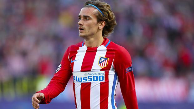 Antoine Griezmann is staying with Atletico Madrid...for now