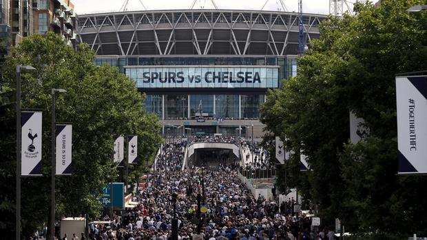 Spurs have not enjoyed Wembley of late