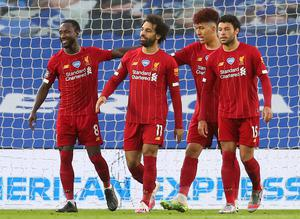 Liverpool still have their sights on a record points haul (Catherine Ivill/NMC Pool)