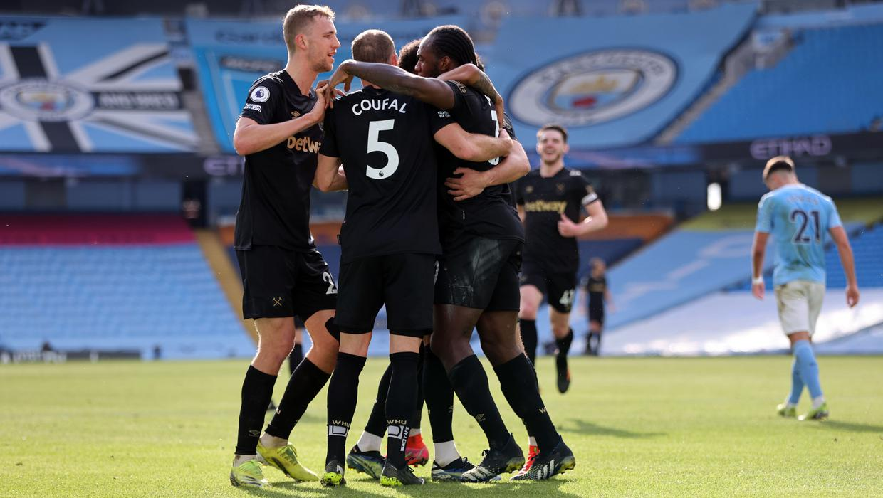 'We're leaving everything on the pitch' – Declan Rice confident West Ham can fly
