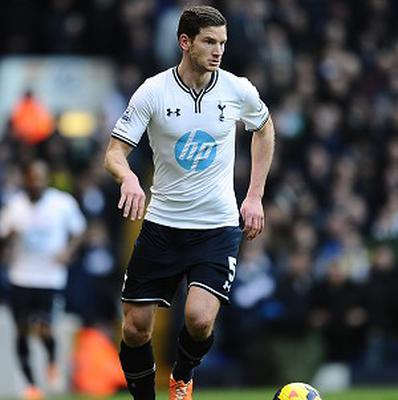 Jan Vertonghen has half an eye on Tottenham's clash with Liverpool next month
