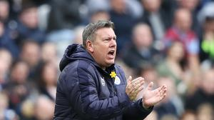 Leicester manager Craig Shakespeare has won all four of his games in charge