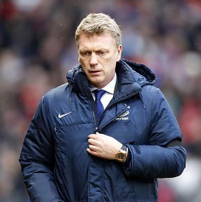 David Moyes knows he has a tough job keeping Everton competitive