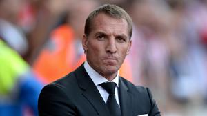 Liverpool manager Brendan Rodgers was left frustrated after a 1-1 draw at home to Norwich.