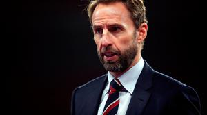 England manager Gareth Southgate will today trim his 33-man squad for the European Championships down to 26 players. Photo: Nick Potts/PA Wire