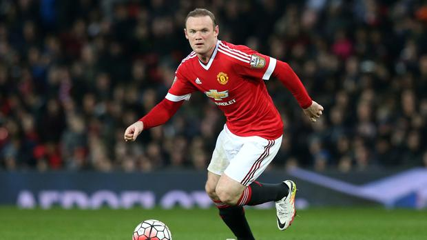 Wayne Rooney returned from injury for Manchester United's Under-21s on Monday night