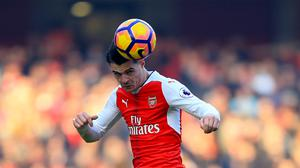 Granit Xhaka signed for Arsenal in May 2016