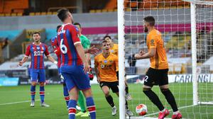Daniel Podence opened the scoring against Crystal Palace on Monday (Catherine Ivill/NMC Pool/PA)