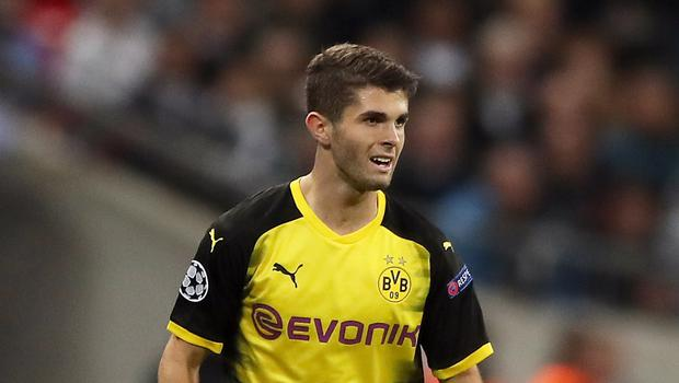 Christian Pulisic joined Chelsea for £57.7million (Nick Potts/PA)