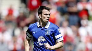 Seamus Coleman has signed a new five-year contract at Everton