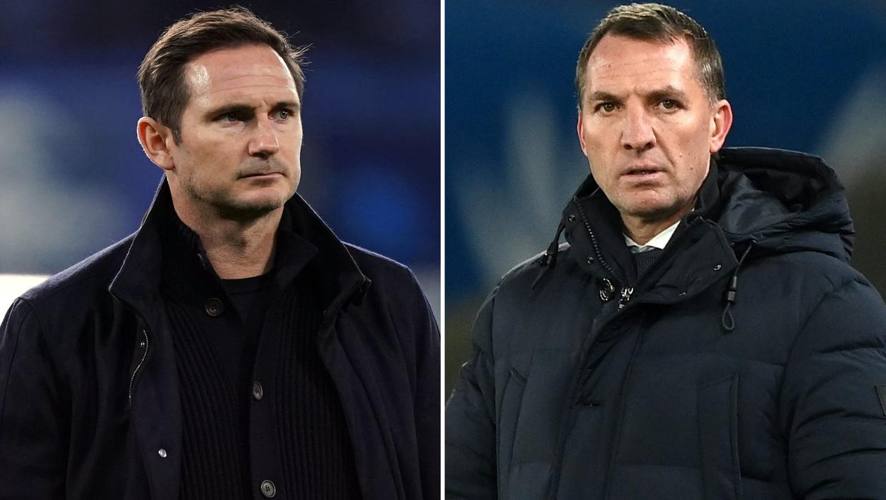 Frank Lampard: Blues benchmark has changed since Brendan Rodgers made job remark