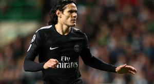 Frank Lampard would like a player of Edinson Cavani's experience (Andrew Milligan/PA)