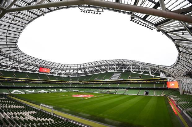 The FAI will launch a bid to host the 2030 World Cup with England, Northern Ireland, Scotland and Wales