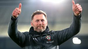 Southampton manager Ralph Hasenhuttl has made another signing (Nigel French/PA)