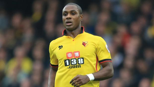 New Manchester United striker Odion Ighalo