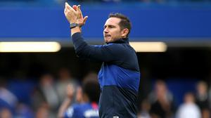 Frank Lampard was pleased to pick up his first home win as Chelsea boss (Steven Paston/PA)