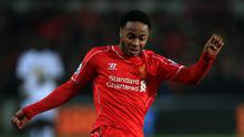 Raheem Sterling, pictured, will make a decision on his future in the summer