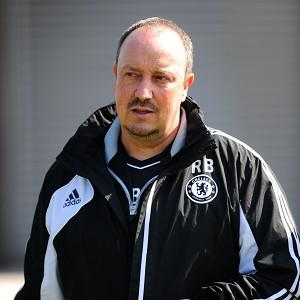Rafael Benitez is convinced Chelsea can beat anyone