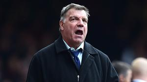 Sam Allardyce's West Ham side could qualify for the Europa League