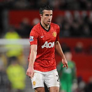 Robin van Persie has scored 19 goals this season