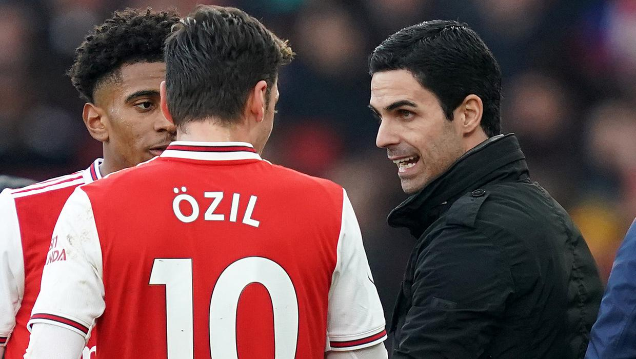 Mikel Arteta hopes Arsenal have learned lessons from having to pay players off
