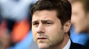 Tottenham manager Mauricio Pochettino is not getting carried away