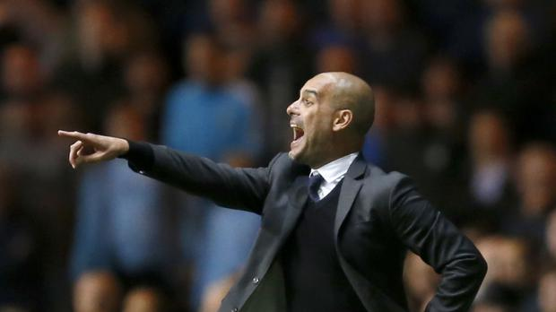 Pep Guardiola is demanding more of the same from his Manchester City at Tottenham on Sunday