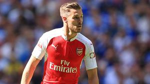 Aaron Ramsey is one of several young players to return to the game following serious injury